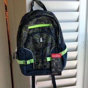 eastSport Backpack Camo NWT